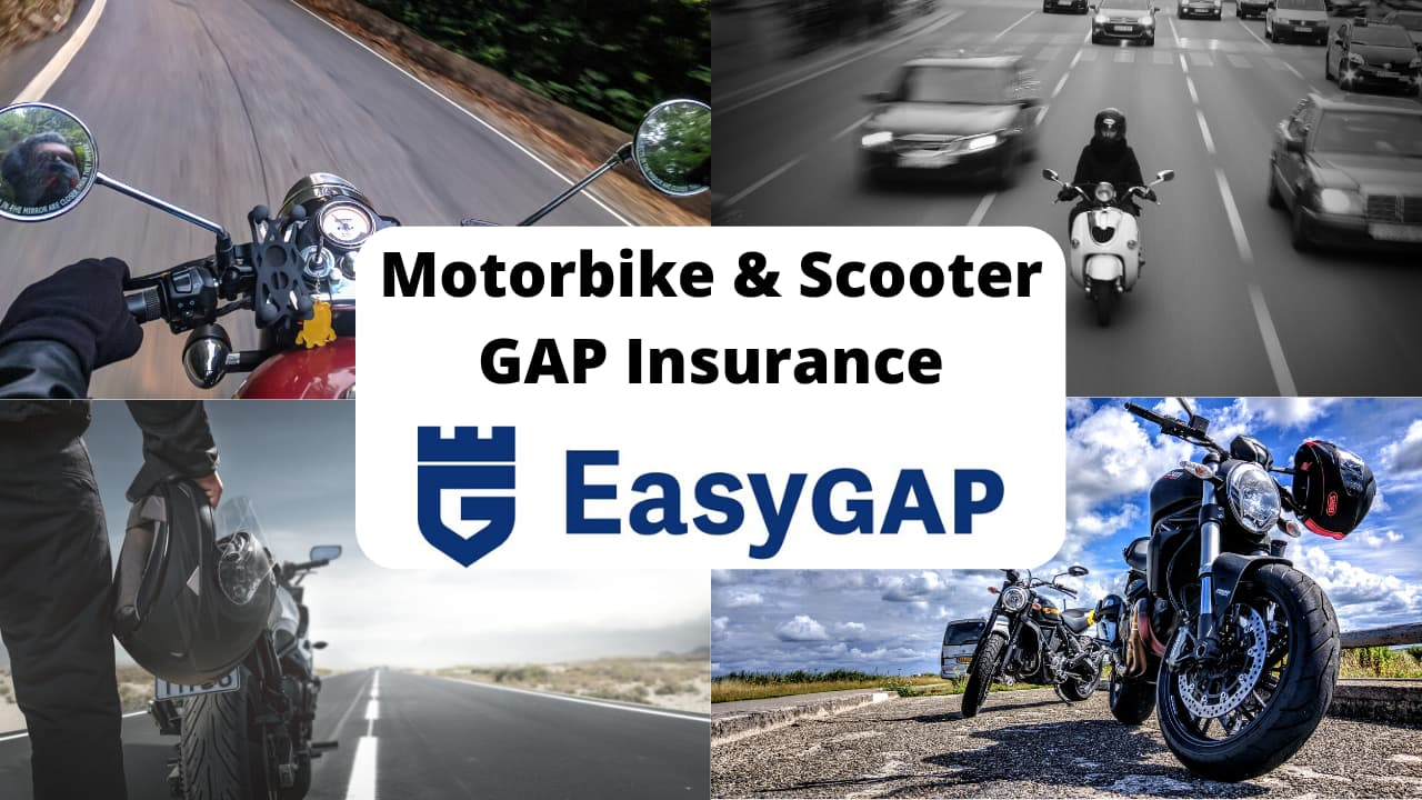 motorbike and scooter GAP insurance