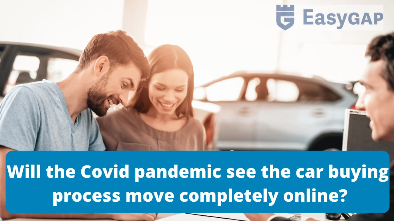 will car buying move online following covid 19?