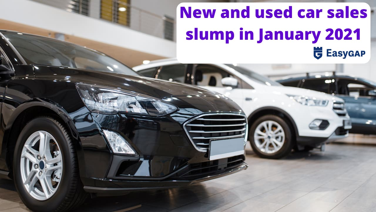 It is reported that both new and used car sales slumped in January 2021, compared to 2020. News on this, and more from the motor industry
